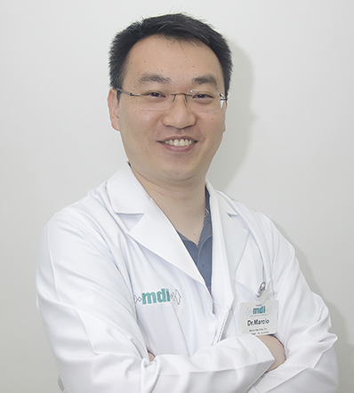 DR. MARCIO WEN KING CHU